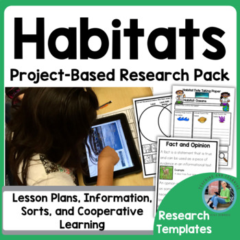 Habitats: A Monumental Self-Discovery of Information