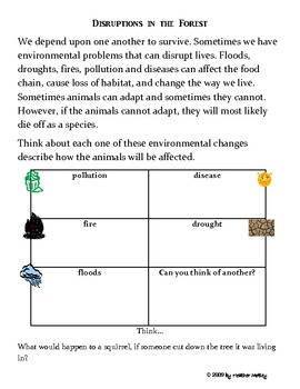 Science: Habitats or Ecosystems