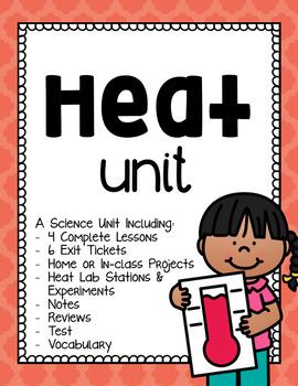 Science - Heat unit