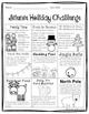 Science Holiday Challenge Freebie