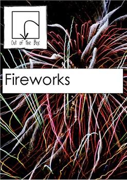 Science Information and Worksheet - Fireworks