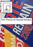 Science Information and Worksheet - Power of Social Media