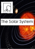 Science Information and Worksheet - The Solar System