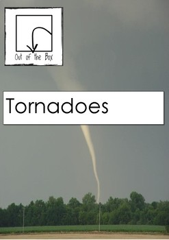 Science Information and Worksheet - Tornadoes