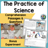 The Practice of Science Reading Comprehension Passages