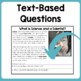 Science Informational Text Passages: The Practice of Science