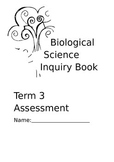 Science Inquiry Booklet