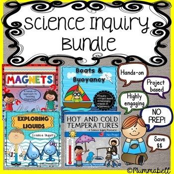 Science Inquiry Bundle