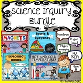 Science Inquiry Bundle - Distance Learning