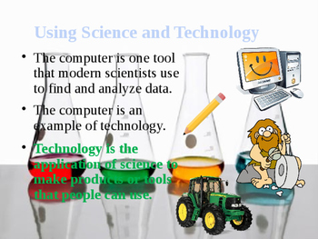 Science Method/Inquiry PowerPoint