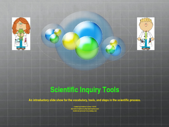 Science Inquiry Tools
