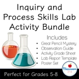 Science Inquiry and Process Skills Lab Activity Bundle