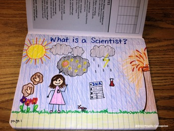 Science Interactive Journal Unit 1: What is a Scientist?