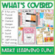 Science Interactive Notebook Physics and Energy