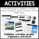 Weather and Space Interactive Notebook Activities