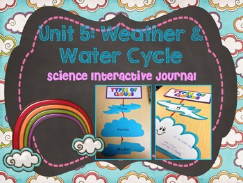 Science Interactive Journal Unit 5: Weather and Water Cycle