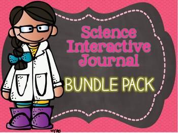Science Interactive Journals Bundle Pack