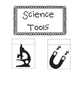 Science Interactive Notebook #1