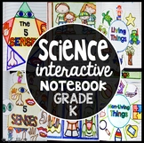 Science Interactive Notebook for Kindergarten