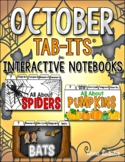 Science Interactive Notebook - October Edition