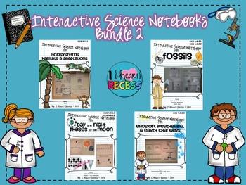 Science Interactive Notebook Bundle #2