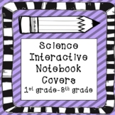 Science Interactive Notebook Cover