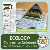 Ecology - Science Interactive Notebook Activities