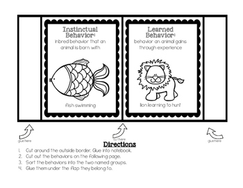 Science Interactive Notebook: Heredity