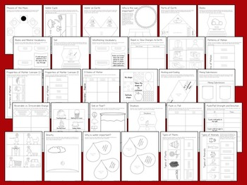 Science Interactive Notebook Kit (Primary Grades)