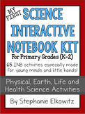 Science Interactive Notebook Kit (K-2)