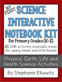 Science Interactive Notebook Kit (K-2)