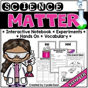 Matter (Sampler)