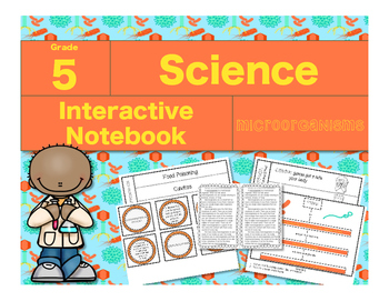 Science Interactive Notebook: Microorganisms