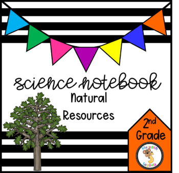 Science Interactive Notebook- Natural Resources
