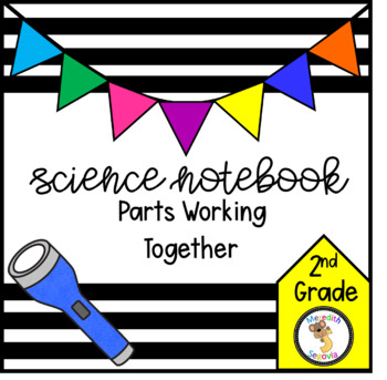 Science Interactive Notebook- Parts Working Together