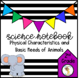 Physical Characteristics and Basic Needs of Animals (2nd G