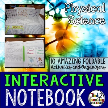 Science Interactive Notebook (Physical Science)