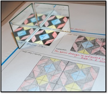 Sound, Light, Mirrors and Lenses: Physical Science Interactive Notebook