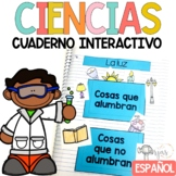 Science Interactive Notebook Spanish - Cuaderno Interactivo de Ciencias