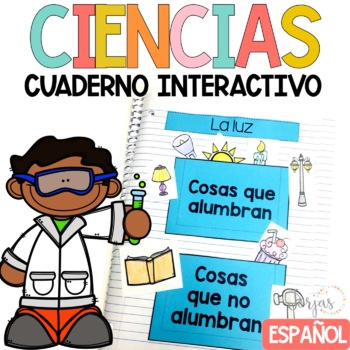 Science Interactive Notebook Spanish - Cuaderno Interactiv