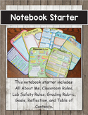Science Interactive Notebook Starter
