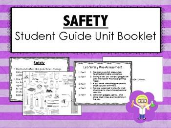 Science Interactive Notebook Student Guide Booklets BUNDLE! (1st Nine Weeks)