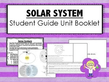 Science Interactive Notebook Student Guide Booklets BUNDLE! (3rd Nine Weeks)