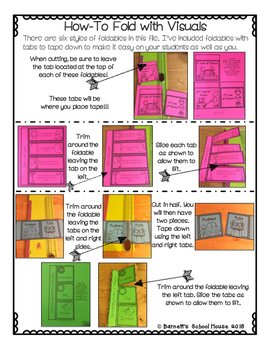 Science Interactive Notebook Templates aligned to Kindergarten NGSS