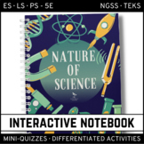 Nature of Science Interactive Notebook - Distance Learning