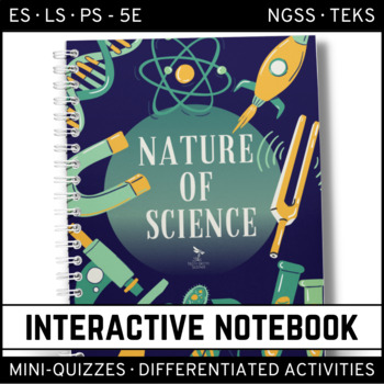 Nature of Science: Science Interactive Notebook