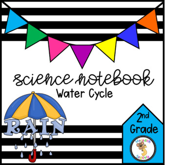 Water Cycle (2nd Grade Notebook)