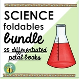 Science Interactive Notebook foldables-GROWING Bundle
