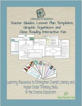 Science Interactive World -Tools for Implementing Literacy into Science Classes