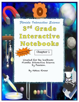 Science Interactives- 3rd Grade - Florida Interactive Science - Chapter 1